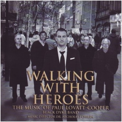 "First Album ""Walking With Heroes """